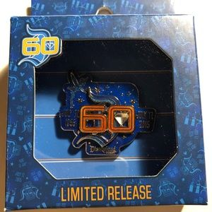 Disneyland 60th Anniversary Limited Edition Pin